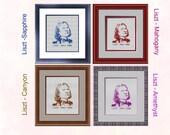 Liszt - Half Size - Clear Charts - Suit Beginner Upwards