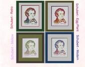 Schubert - Full Size - Clear Charts - Suit Beginner Upwards