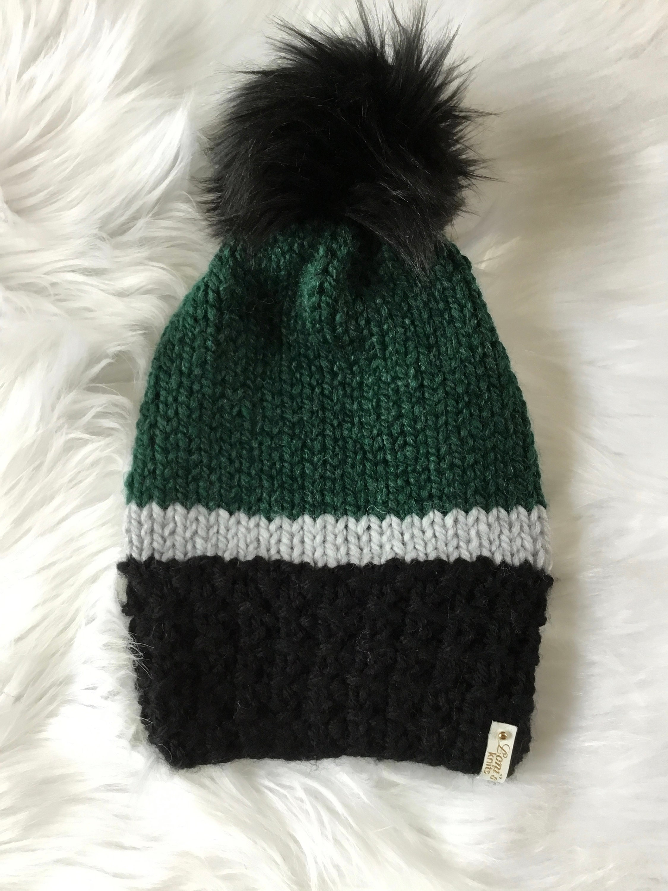 3af4fa6e Philly Special! Philadelphia Eagles - Super Bowl Champions Hand Knit Luxury  Hats. FREE SHIPPING!
