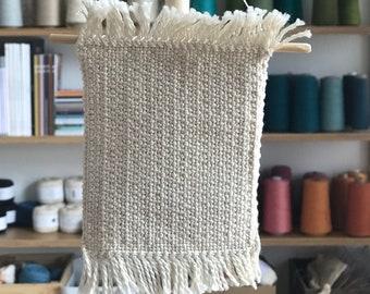 Mini Weaving - Natural
