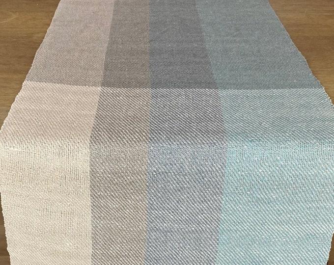 Ocean Linen Table Runner