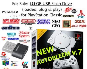 Playstation classic | Etsy