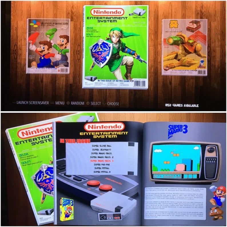 128 GB Retropie SD Card - Pi 3 B+ only, 18,000+ Games! 3D Boxart, Video  Previews