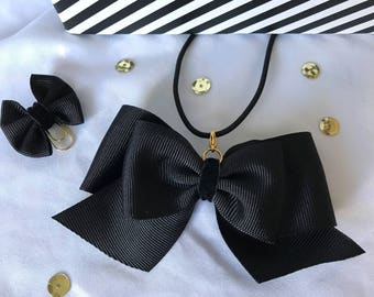 Planner bow set of 2. Clip and charm