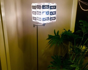 Cassette Tape Lamp Shade