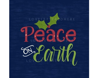 Peace on Earth Color Digital Art | JPEG