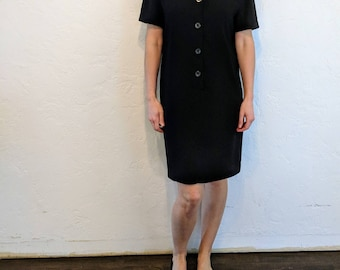 Vintage 1990s Little Black Dress