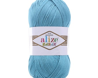 From Turkish Artisans Fez Alp Premier Hand Tied Worsted Yarn Not for a Beginner