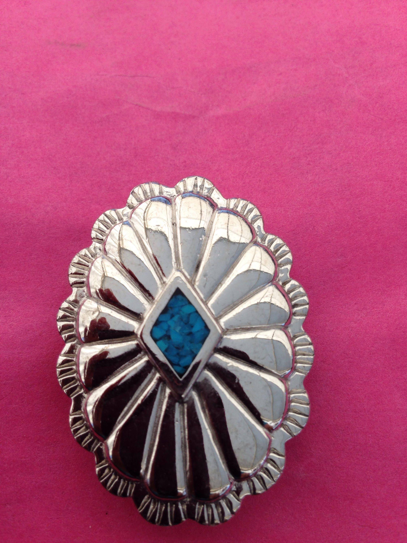 Vintage Bolo Pieces Diamond Design | Etsy