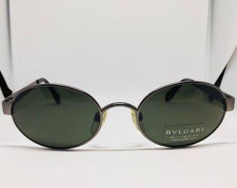 rare sunglasses Bulgari