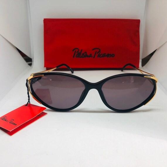 Paloma Picasso Rare Sunglasses