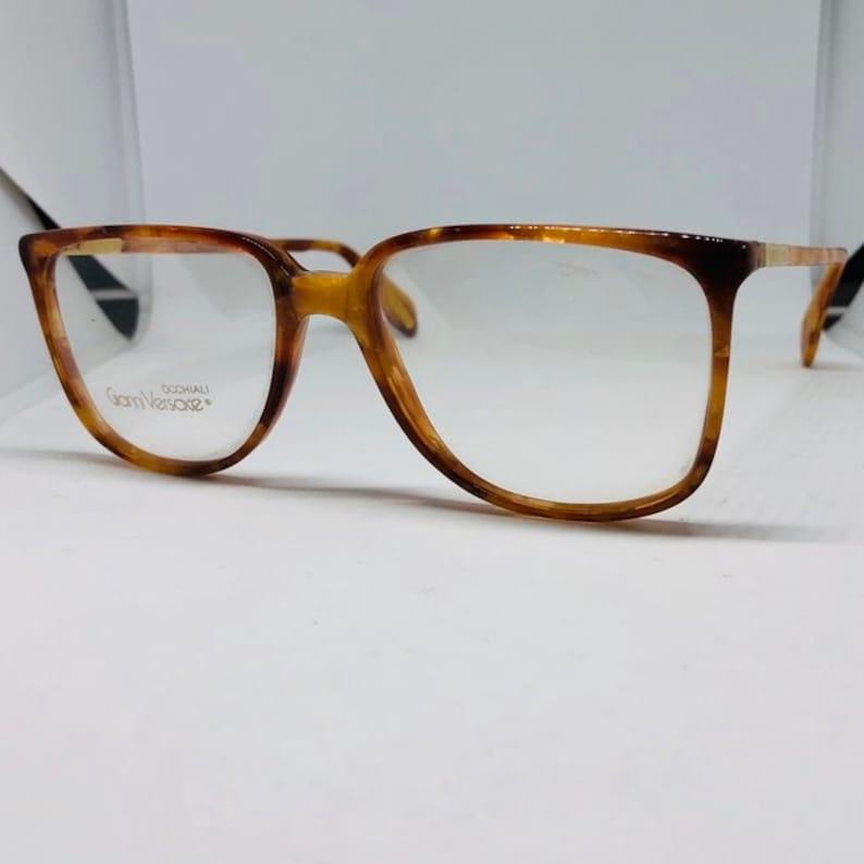 6ffa68422396 Versace mod 437 Rare eyewear   Etsy