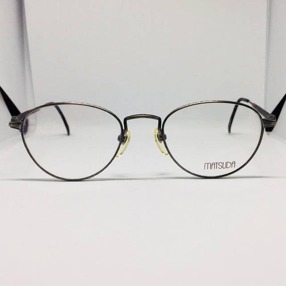 Matsuda 2833 Rare Eyeglasses