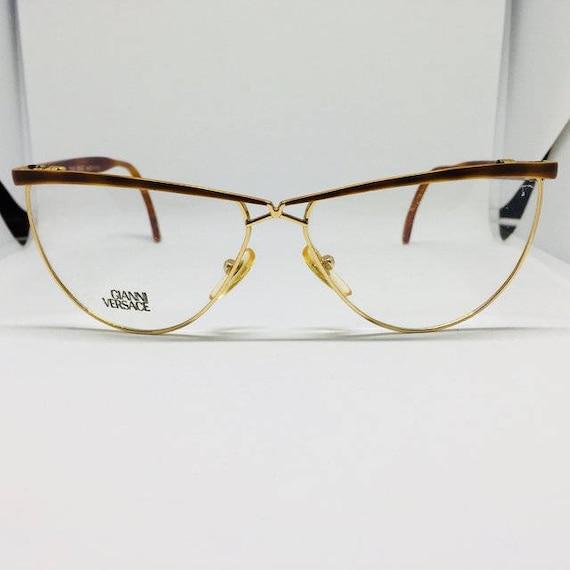 773d2739c44c Versace mod V31 Rare eyewear   Etsy
