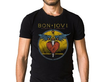 Bon Jovi You Give Love A Bad Name T-Shirt