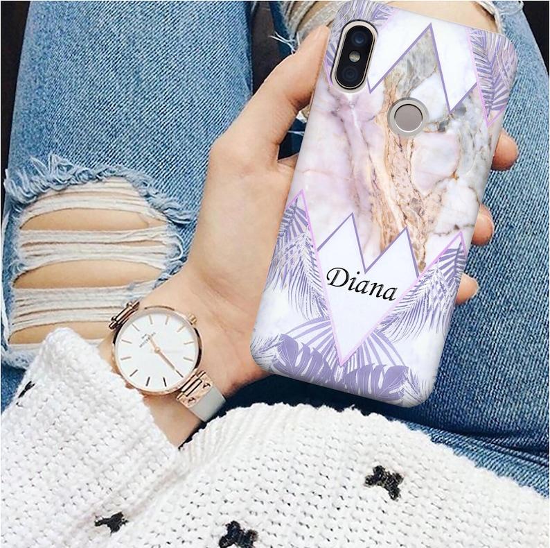Y6 2019 case Honor 20 pro marbled marble case P20 pro Huawei case Mate 10 lite Nova case P30 lite case Y7 2019 case P Smart case