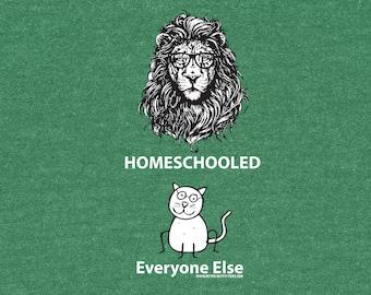 Homeschooled, Everyone Else T-Shirt