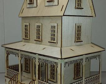 Faux Parquet Floor Sheet 1//24 Scale 24031 dollhouse World /& Model Half Scale