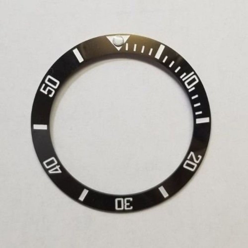 New ceramic bezel insert fit/for ROLEX SUBMARINER 116610, 16610 black 40MM  case