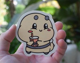 Boba Bee Aminal Sticker/Decal