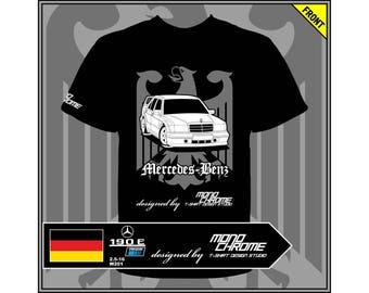 T-shirt Mercedes-Benz 190 E 2.5-16 Evolution II W201