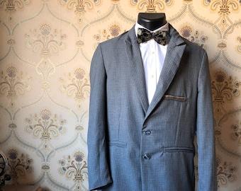 Personnalisé - Veste de costume semi sur mesure personnalisable en coton