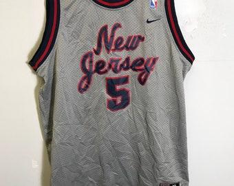 brand new e1413 9f16d New jersey nets   Etsy