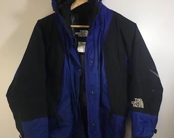 23d0c1c02e Vintage 90 s Retro North Face Goretex Jacket