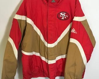 sports shoes 28c8c 19cb9 49ers jacket | Etsy