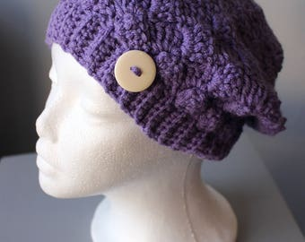 Kids slouchy Knitted Hat