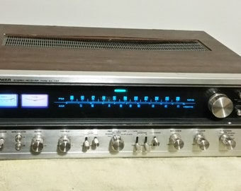 Pioneer SX-737 AM/FM Stereo Receiver (1974-76).Made in Japan Multi-Voltage