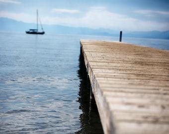 Tahoe Dock