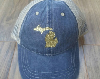 8d2d1301132 Michigan Baseball Cap