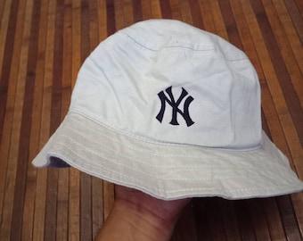 baccf98856b4c NY New York Unisex Bucket Hats