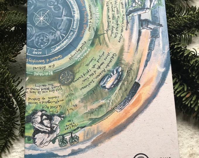 Sacred Sites Sketchbook