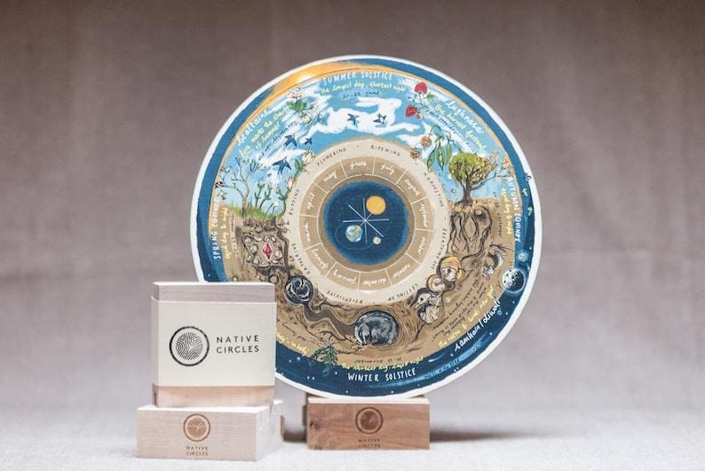 Wheel of the Year Calendar  'Native Circles' image 0