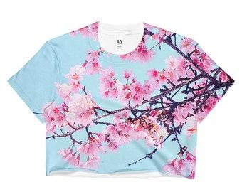Sakura Cherry Blossom Spandex Pin Up Dress Vaporwave Aesthetic Etsy