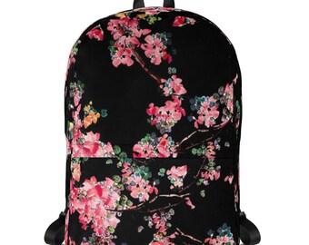 c854bdf920e6 Hipster backpack | Etsy