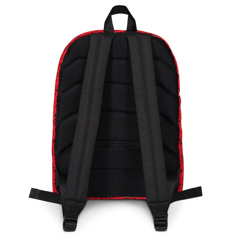 Reptile Snake Print Laptop Backpack Women Travel Backpack Men Hipster Backpack Waterproof Backpack Goth Bag Laptop Bag Women Rave Outfit