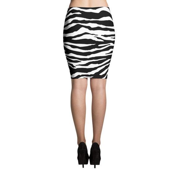 Houndstooth Pencil Skirt Pencil Dress Pin Up Dress Punk Dress Rockabilly Dress Festival Dress Festival Skirt Burlesque Dress Kawaii Dress