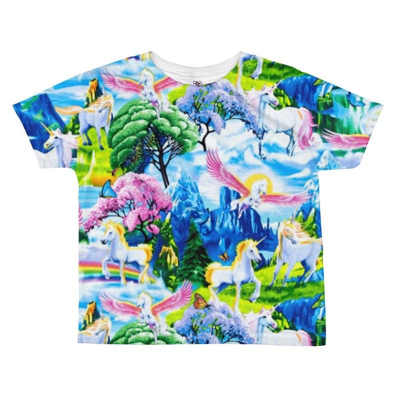 7d202ceb65 Pegasus Rainbow Shirt Unicorn Shirt Kawaii Shirt Toddler | Etsy