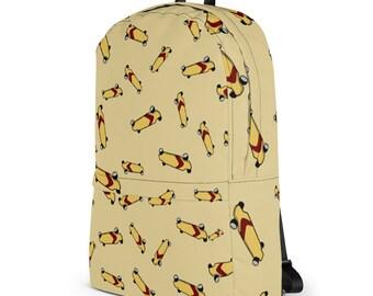 Longboard Backpack