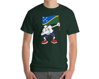 Solomon Islands Soccer T-Shirt
