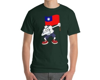 Taiwan (Chinese Taipei) Soccer T-Shirt