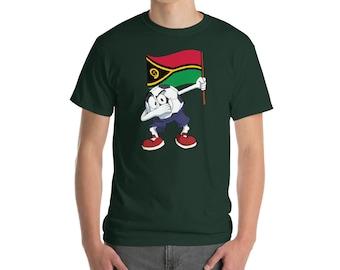 Vanuatu Soccer T-Shirt