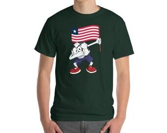 Liberia Soccer T-Shirt