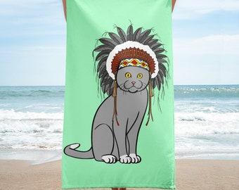 American Indian Cat