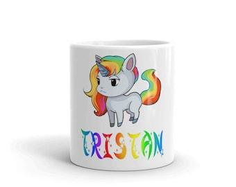 Tristan Unicorn Mug