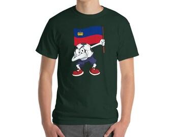 Liechtenstein Soccer T-Shirt