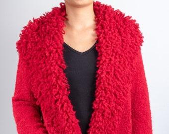 a3dc691ade58 Baby alpaca sweater